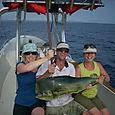 Dorado fishing in Nicaragua