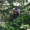 Canopy tour near Mombacho
