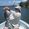 Peacock Bass on Lake Nicaragua