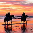 Sunset Horse Riding near San Juan del Sur