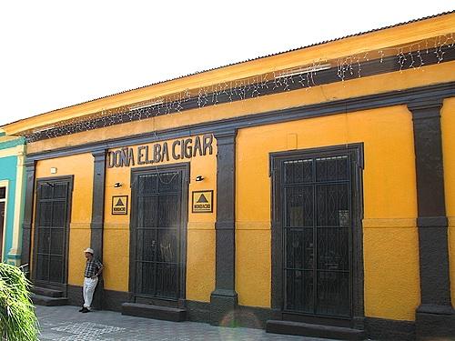 Dona Elba Cigars in Nicaragua