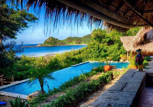Eco Resort on Pacific Coast