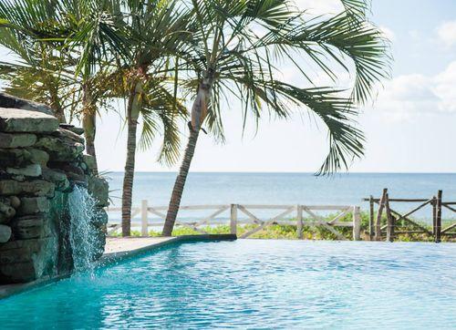 Beachfront Hotel in Nicaragua