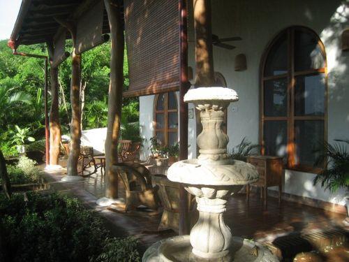 Luxury resort in San Juan del Sur