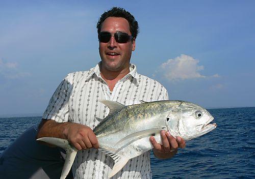 Fishing in Nicaragua