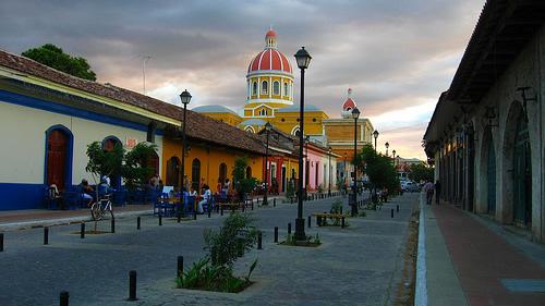 La Calzada in Granada