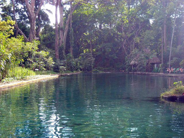 Ojo Agua, Isla de Ometepe