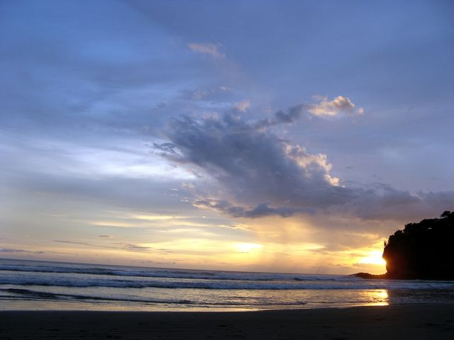 Playa el Coco in Nicaragua